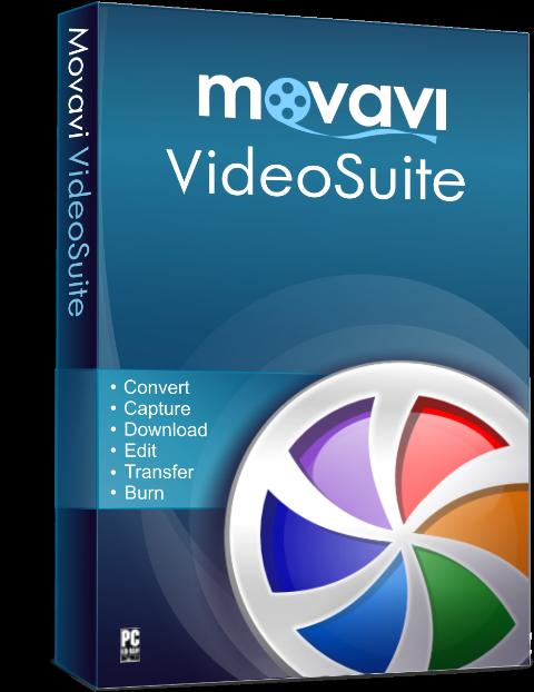 Скачать Movavi VideoSuite 7.02 Shareware / Русский торрент.