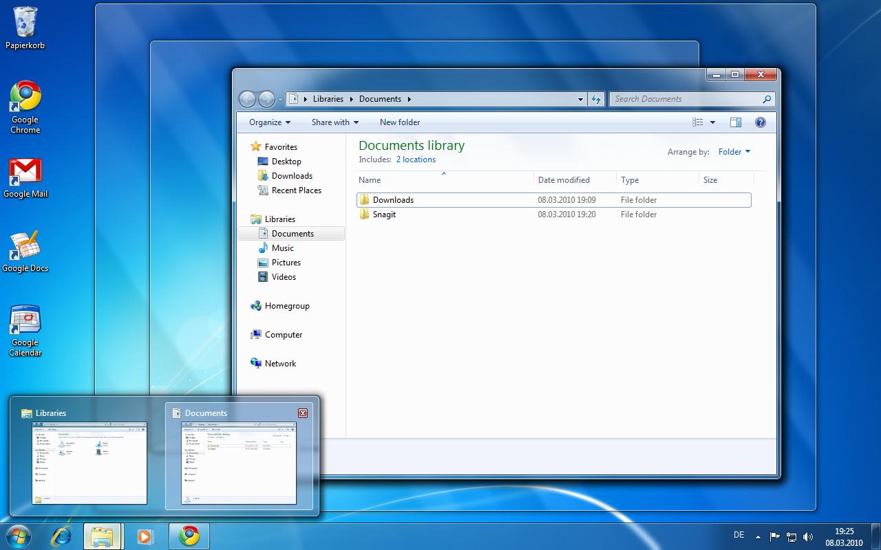 03-Microsoft-Windows7-AeroPeek-Ansicht-Andere-Fenster-ausgeblendet-bei-Maus_470.png