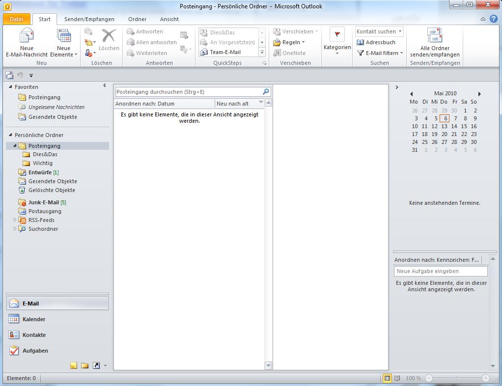 01-Microsoft-Office-2010-Office2010-Outlook-Outlook2010-Menueband-Menue-Band-RibbonBar-Ribbon-Bar-Start_470.png