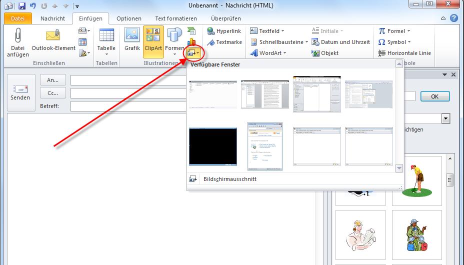 07-Microsoft-Office-2010-Office2010-Outlook-Outlook2010-Screenshot-einfuegen-Bildbearbeitung_470.png