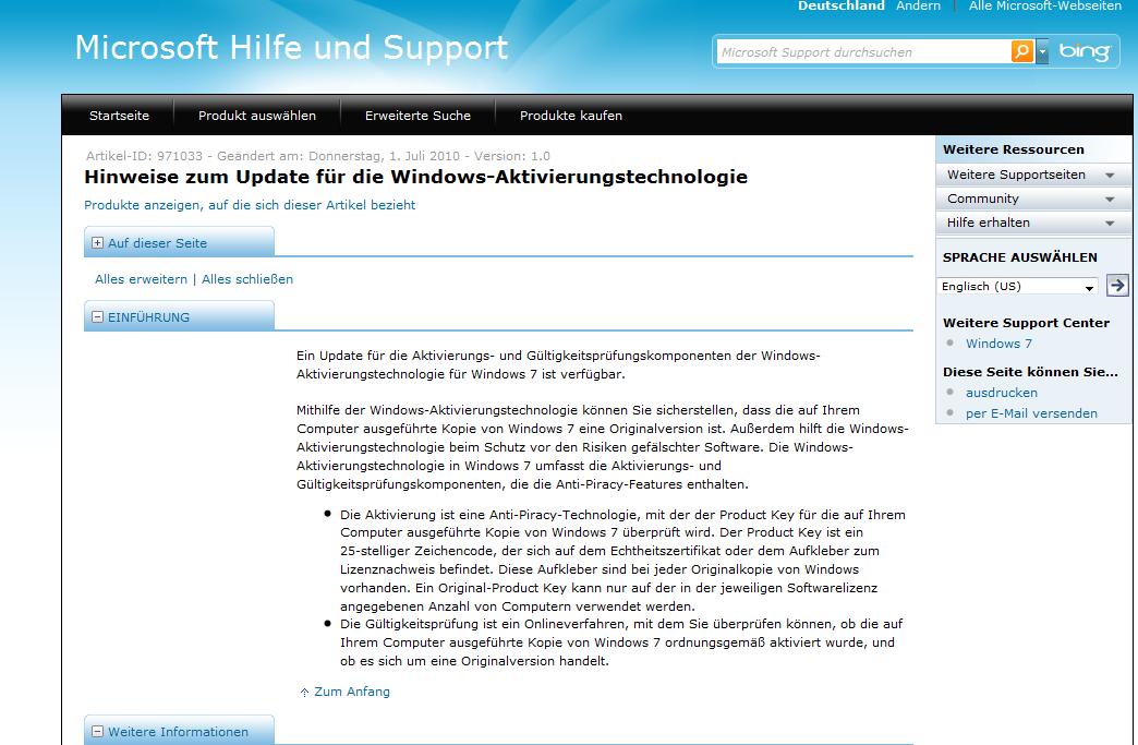 Das-neue-Windows-7-Update-Kundenschutz-oder-Eigeninteresse-Screenshot-der-Microsoft-Supportseite-470.png