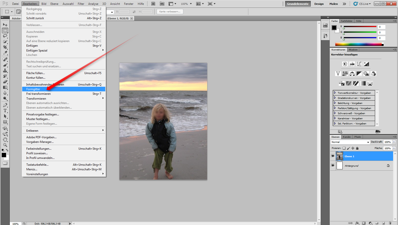 Adobe-Creative-Suite-5-PhotoshoCS5-Screenshot-Formgitter1-470.png