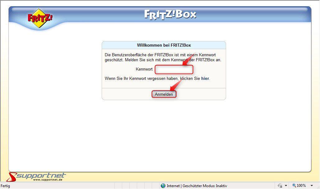 WLAN – Fritzbox 9 Router von AVM als Repeater einsetzen