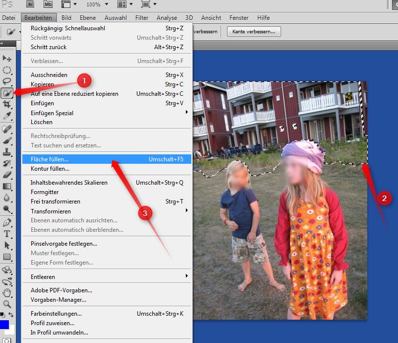 01-Photoshop-Inhaltssensitives-Fuellen-erstes-Bild-Schnellauswahl-und-Flaeche-fuellen-470.png