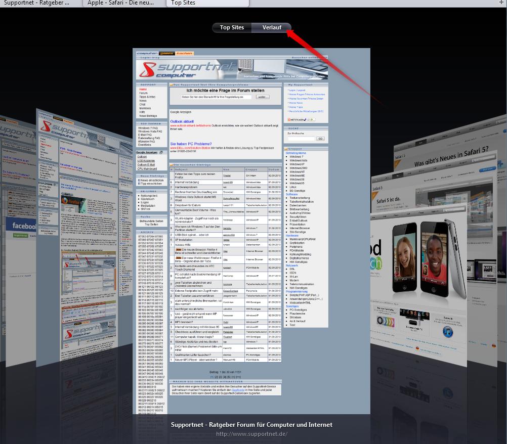 02_5-Die-neuen-Browser-Safari-5-Screenshot-Startseite-Verlauf-470.png