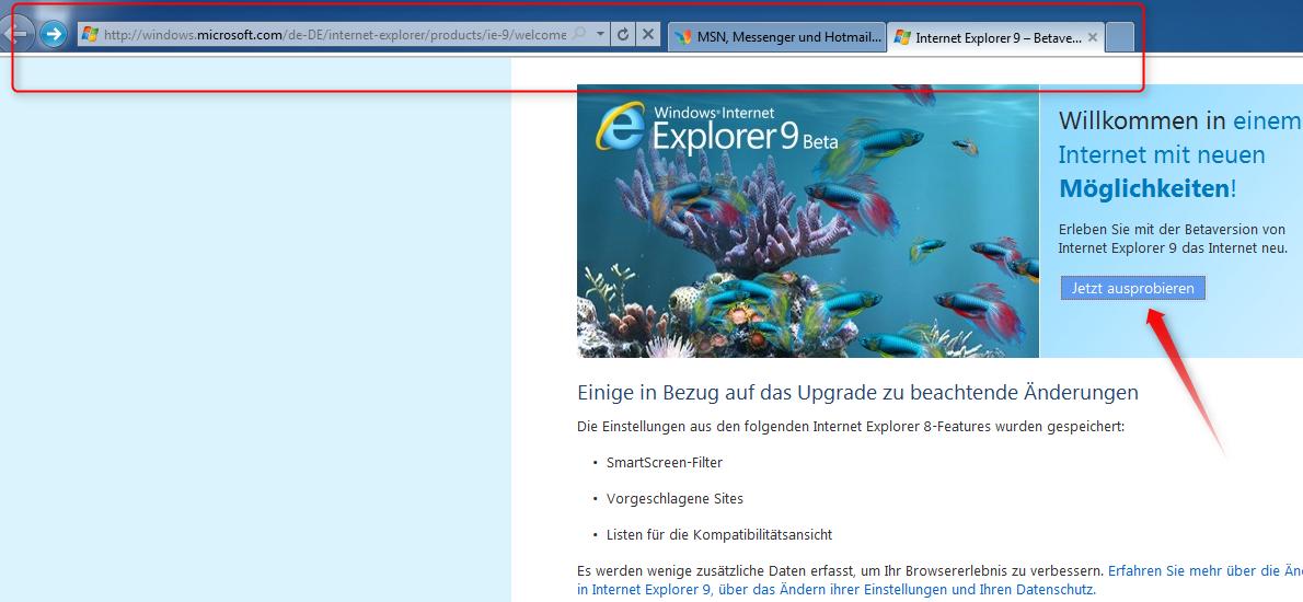 05-Die-neuen-Browser-Internet-Explorer-9-Beta-Registerkarten-und-Adresszeile-470.png