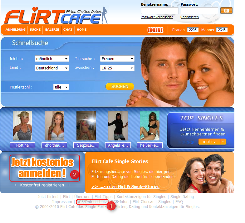 Tabellenkalkulation online dating