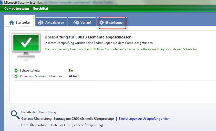 01-Quicktipp-Vollversionen-von_Microsoft-Security-Essentials-Einstellungen-470.png