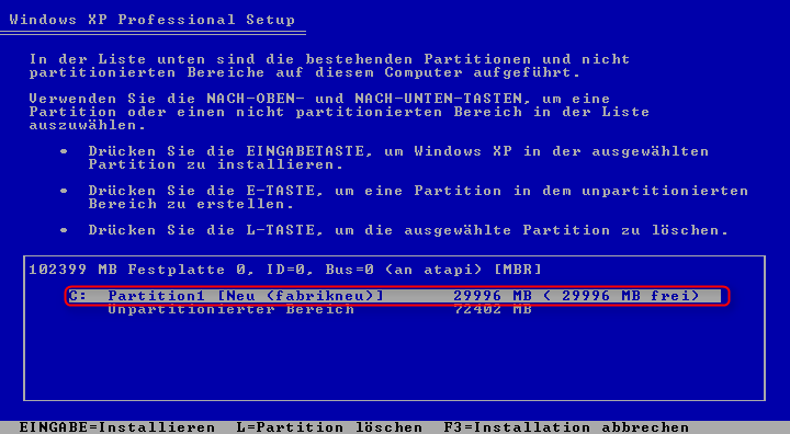 05-Windows-XP-Installation-Festplatten-Partitionierung-abschliessen-470.png