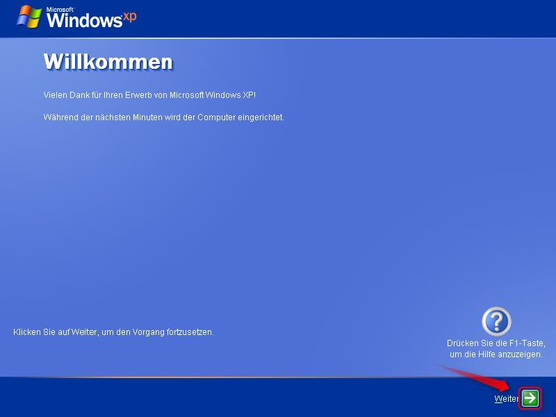 16-Windows-XP-Installation-Willkommen-Bildschirm-470.png