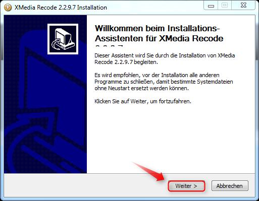 02-XMedia-Recode-Setup-Start-470.png