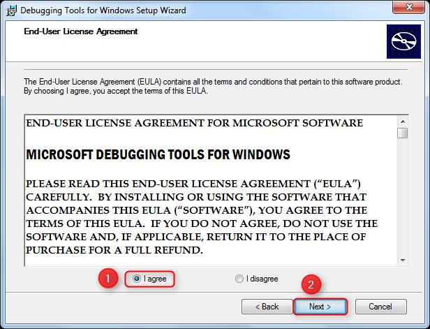 02-Windows-Debugger-Lizenzvereinbarung-akzeptieren-470.png