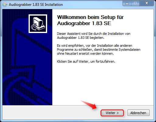02-Audiograbber-Installation-Setup-starten-470.png
