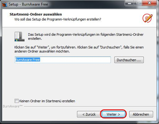 05-BurnAware-Free-Edition-Startmenue-470.jpg