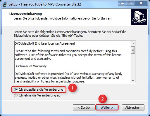 Kostenloser Youtube Zu Mp3 Converter Supportnet