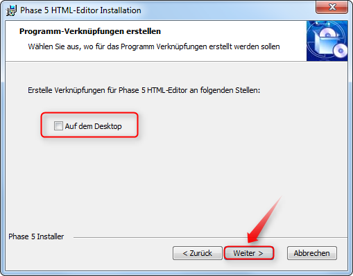 04-Phase5-HTML-Editor-Installation-Programm-Verknuepfung-470.png