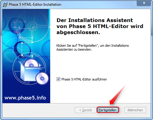 06-Phase5-HTML-Editor-Installation-abgeschlossen-470.png