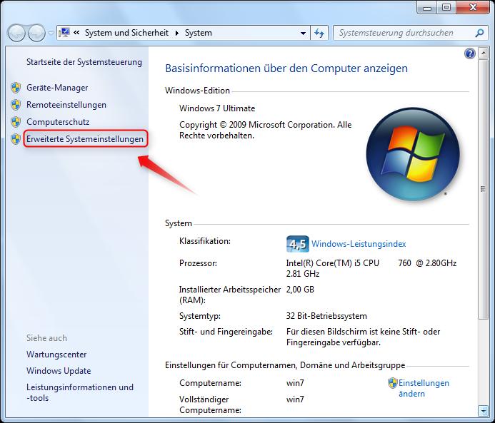 02-Windows7-Arbeitsgruppe-einrichten-Erweiterte-Systemeigenschaften-oeffnen-470.png
