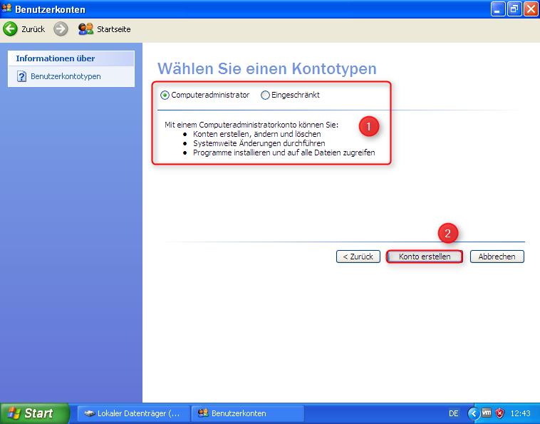 05-WindowsXP-Benutzeranlegen-Kontotyp-auswaehlen-470.png