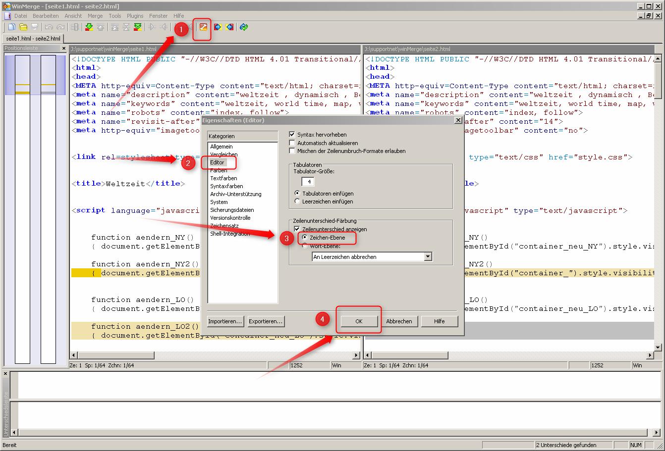 04-Textdateien-und-Ordner-vergleichen-mit-WinMerge-Dateien-Editor-anpassen-470.png