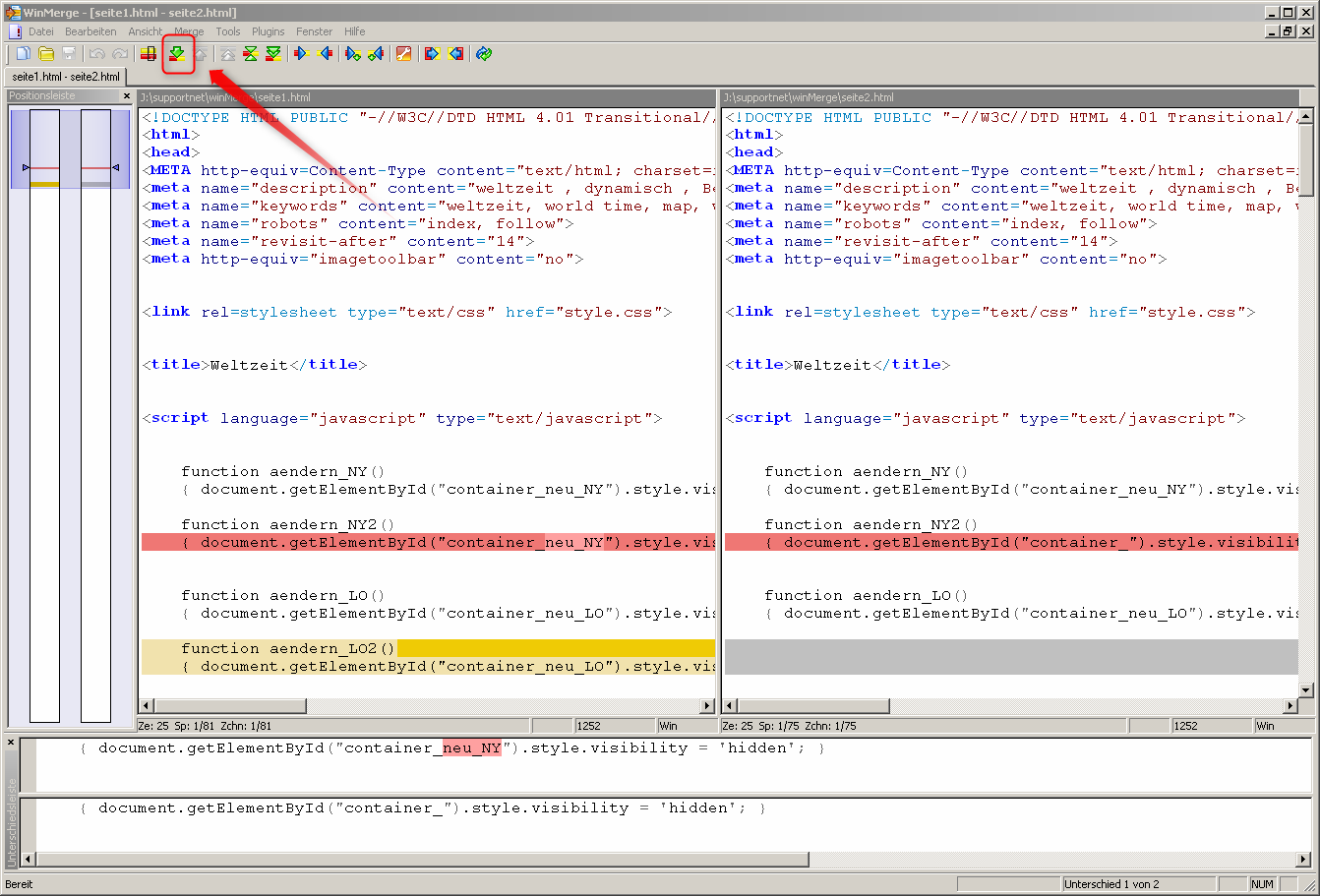 06-Textdateien-und-Ordner-vergleichen-mit-WinMerge-Unterschied-rot-markieren-470.png