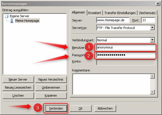 05-Mit-Filezilla-Dateien-auf-Webspace-hochladen-neuen-Benutzer-Einstellungen-470.png