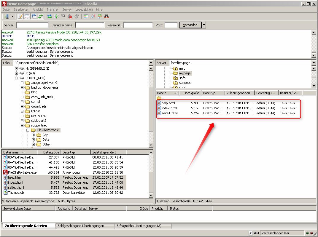 08-Mit-Filezilla-Dateien-auf-Webspace-hochladen-neuen-Upload-erfolgreich-470.png