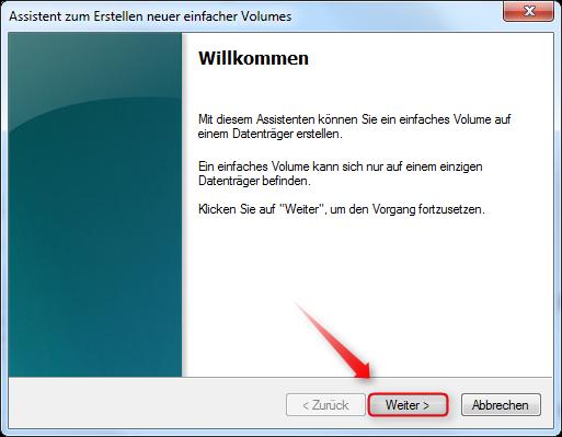 06-Festplatte-formatieren-Datentraegerverwaltung-neues-einfaches-Volume-weiter-470.png