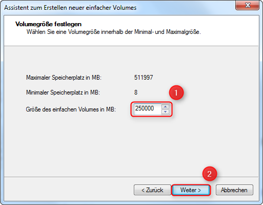 07-Festplatte-formatieren-Datentraegerverwaltung-neues-einfaches-Volume-Festplattengroesse-angeben-470.png