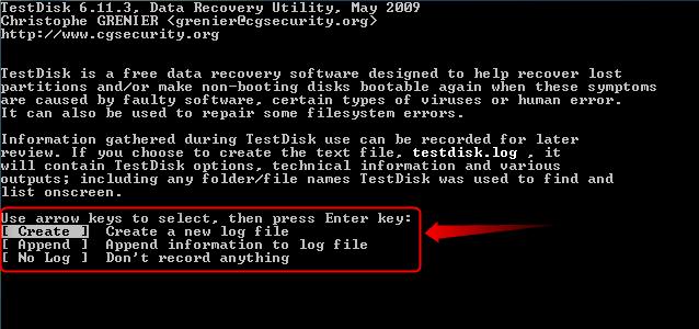 01-Testdisk-Partition-wiederherstellen-Start-Auswahl-470.png?nocache=1302253655830