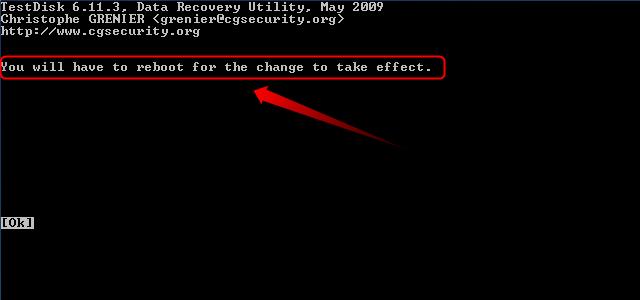 09-Testdisk-Partition-wiederherstellen-Neustart-erforderlich-470.png?nocache=1302254022360