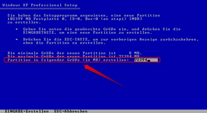06-Windows-XP-Installation-Festplatten-Partitionsgroesse-eingeben-470.png?nocache=1302271155968