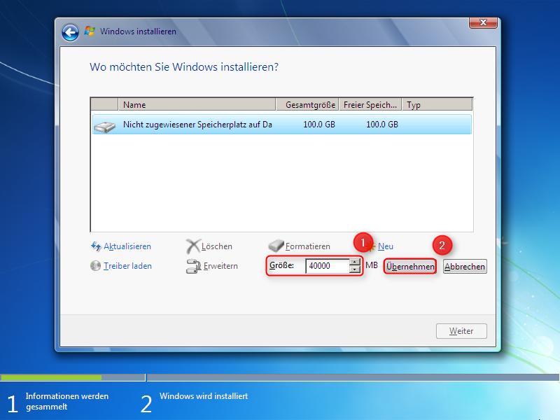 07-Windows-7-Installation-Festplatte-auswaehlen-Groesse-eingeben-470.png?nocache=1302771319804