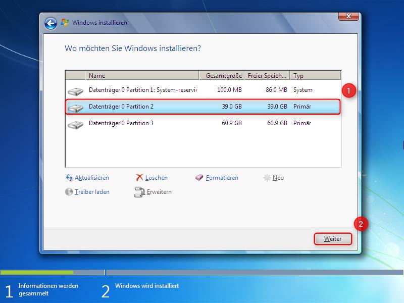 11-Windows-7-Installation-Fertig-partitioniert-470.png?nocache=1302771441195