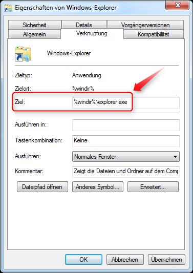 02-Windows-Explorer-Startordner-aendern-Explorer-Pfad-470.png?nocache=1304685960715