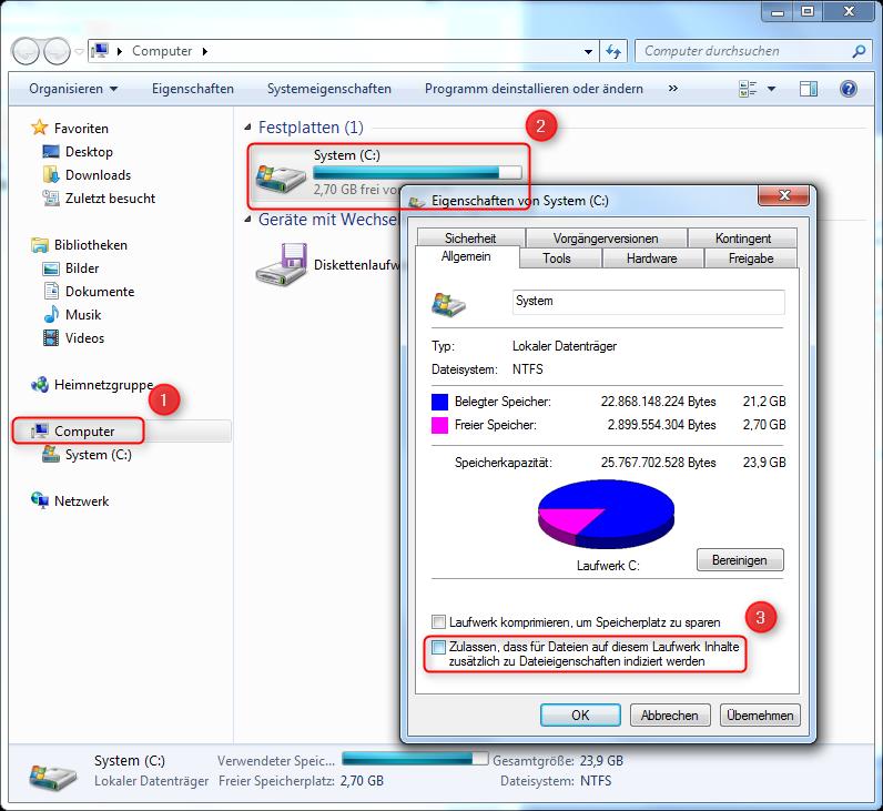 dienste deaktivieren windows 10