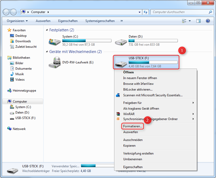 02-USB-Stick-formatieren-Stick-auswaehlen-Formatieren-470.png?nocache=1307099526501