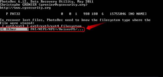 05-Geloeschte-Bilder-wiederherstellen-Photorec-Dateisystem-auswaehlen-470.png?nocache=1308568251606