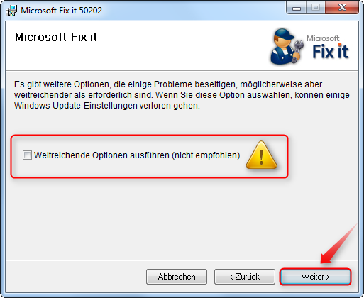 02-Windows-Update-funktioniert-MS-FixIt-Optionen-470.png?nocache=1308734732721