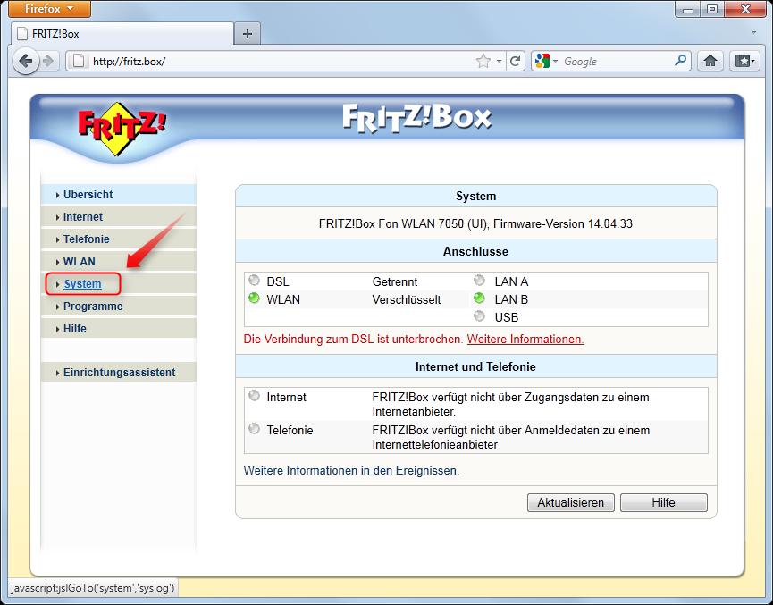 02-Fritzbox-Port-Weiterleitung-Einstellungen-System-oeffnen-470.png?nocache=1311056678930