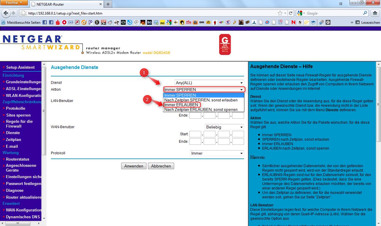 04-Netgear-Portforwarding-Menue-Regeln-fuer-die-Firewall-Ausgehenden-Dienst-hinzufuegen-Akion-470.png?nocache=1311169566585