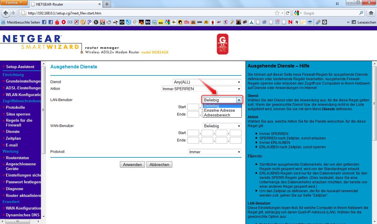 05-Netgear-Portforwarding-Menue-Regeln-fuer-die-Firewall-Ausgehenden-Dienst-hinzufuegen-Lan-Benutzer-470.png?nocache=1311169594232