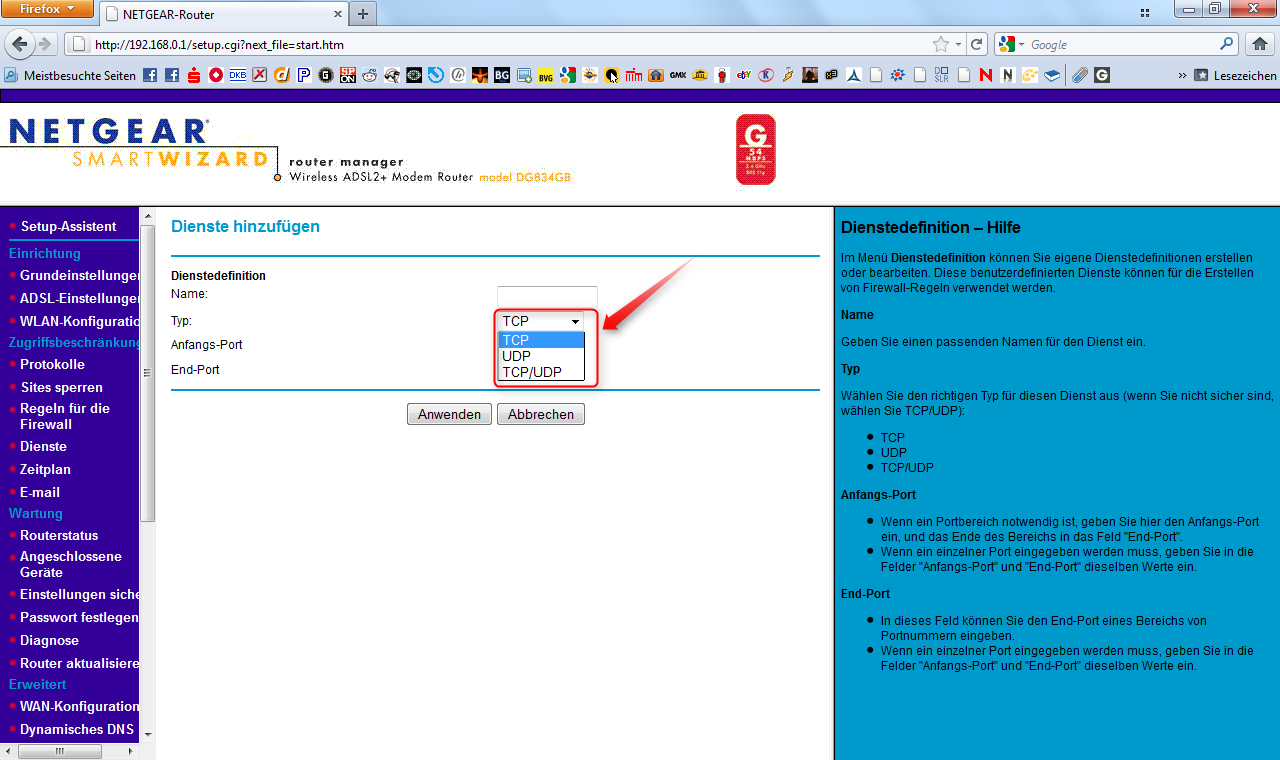 09-Netgear-Portforwarding-Menue-Dienste-Dienst-hinzufuegen-Typ-470.png?nocache=1311169694734