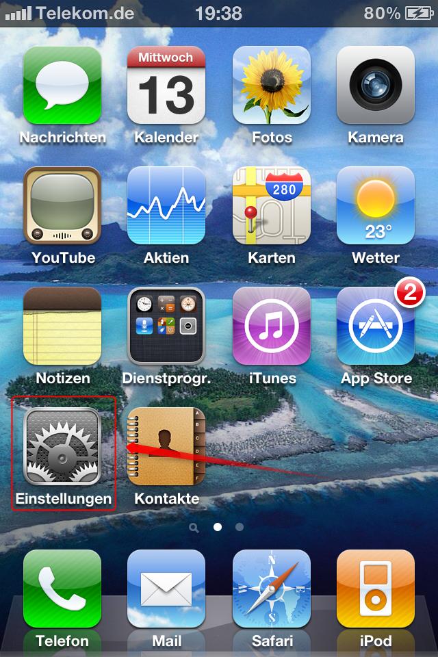 01-iPhone-Googlemail-einrichten-Einstellungen-oeffnen-200.png?nocache=1310758353010
