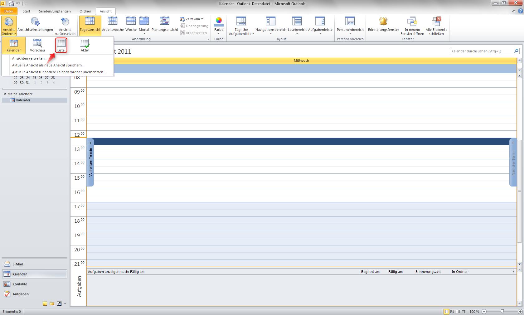 04-Outlook-2010-Kalendereintraege-entfernen-Ansicht-aendern-Liste-470.png?nocache=1312379476560