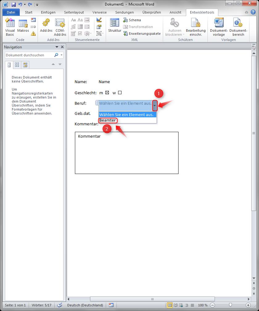 15-Word-2010-Formulare-erstellen-Entwicklertools-Steuerelemente-Kombinationsfeld-Auswahl-470.png?nocache=1314183292996
