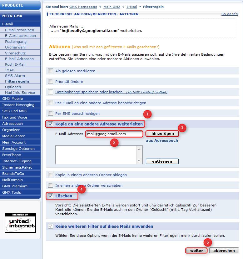05-IMAP-Abruf-per-E-Mail-Weiterleitung-GMX-E-Mail-Neue-Filterregel-Weiterleiten-470.png?nocache=1315399700185