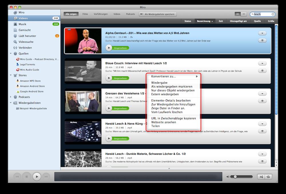 07-Miro-Internet-TV-fuer-den-Mac-Videosammlung-Kontextmenue-470.png?nocache=1315494467750