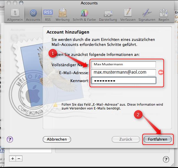 04-Apple_Mail_Einrichtung_AOL_mail_einstellungen_neues_konto_name_emailadresse_kennwort_eingabe-470.png?nocache=1315767084520