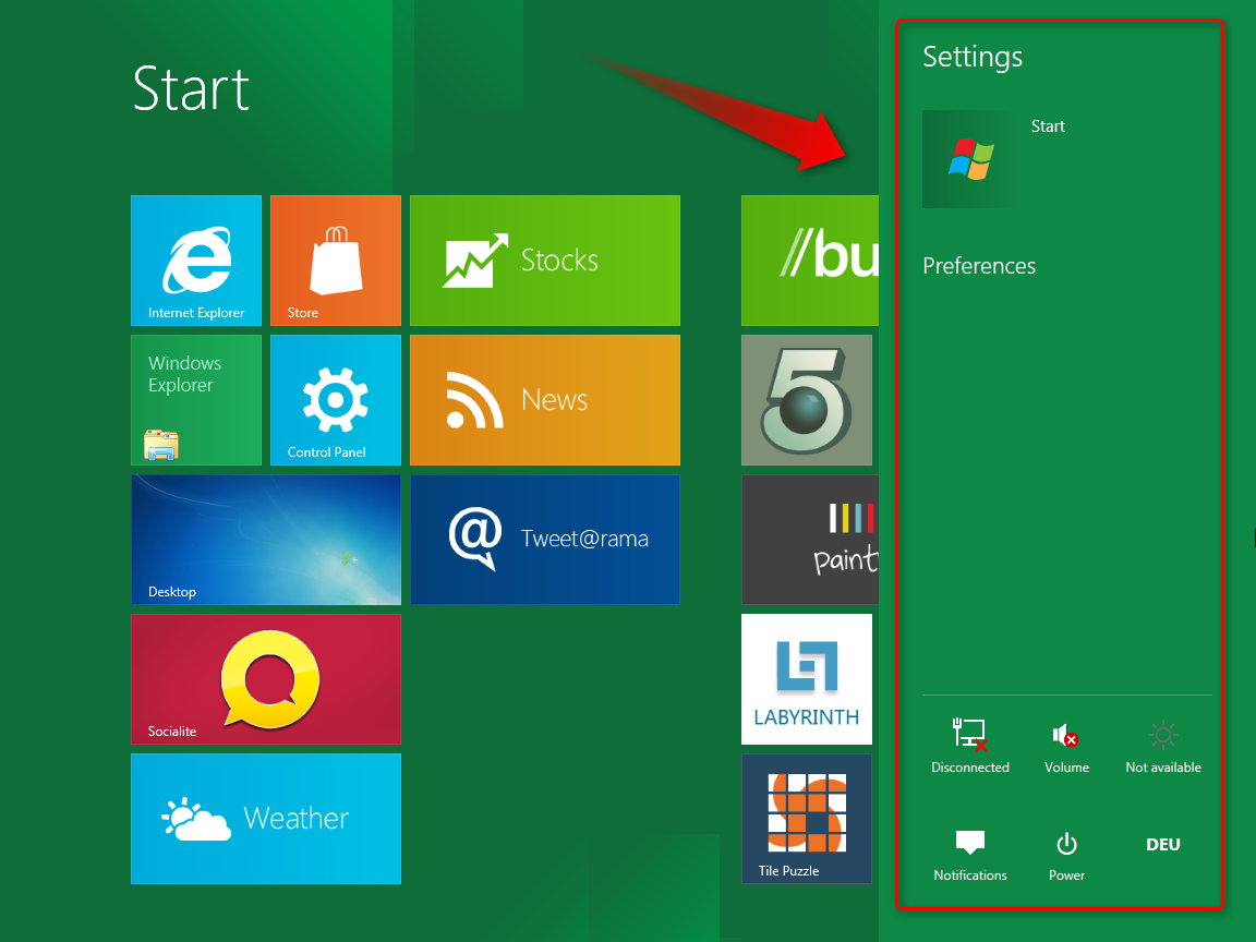 05-Windows8-Tastenkombinationen-Windowstaste-I-Metro-Startbar-470.png?nocache=1316431251060